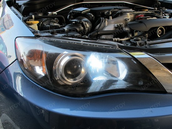 Subaru - Impreza - LED - Daytime - running - lights - 2